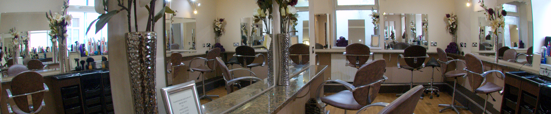 Passion Hair and Beauty Salon Plymouth - Slide One